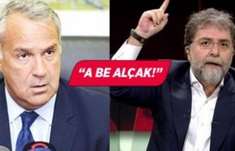 Ahmet Hakan'dan Yunan bakana sert tepki