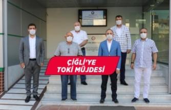 """AK Parti İzmir İl Başkanı Kerem Ali Sürekli;  """" Hizmette, öncelik ve öngörü önemli..."""""""