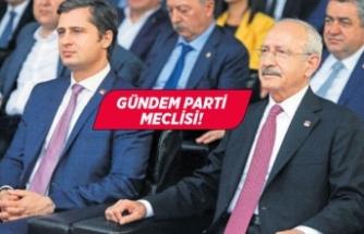 Ankara'da 'kurultay' zirvesi