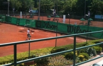 Ankara Tenis Kulübü'nde 3 kişinin koronavirüs testi pozitif çıktı