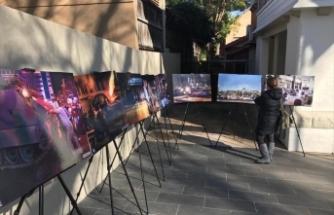 Avustralya'da 15 Temmuz fotoğraf sergisi açıldı