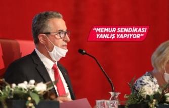Başkan Arda, meclis toplantısında sert çıktı