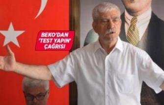 Beko: İzmir halkına ve insanlığa karşı suç işleniyor!