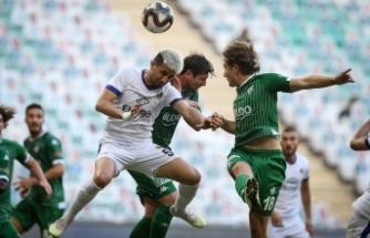 Bursaspor: 2 - Ekol Göz Menemenspor: 2