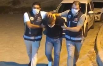 Çeşme'de silahla tehdit nedeniyle bir kişi gözaltına alındı