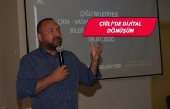 Çiğli Belediyesi'nde işlemler CRM ile hız kazandı
