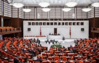 'Çoklu baro teklifi'nin birinci bölümü Meclis'ten geçti