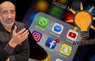 Dilipak'tan AK Parti'ye sosyal medya çıkışı! Yüzünüz kızarmayacak mı?