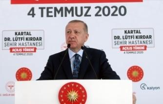 Erdoğan: Bu görüntülere izin vermeyeceğiz