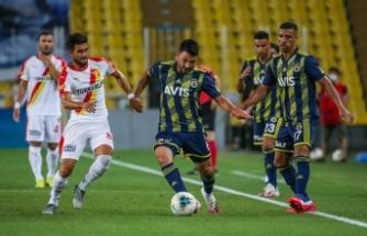 Fenerbahçe-Göztepe maçından detaylar