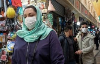 İran'da son 24 saatte 160 kişi hayatını kaybetti