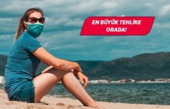 İşte havuzda ve denizde corona virüsüne karşı korumanız gereken ilk yer!