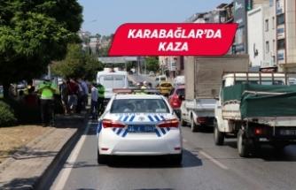 İzmir'de otomobilin çarptığı kişi hayatını kaybetti