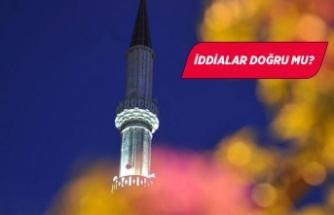 İzmir Müftülüğü'nden 'camiden müzik yayını' açıklaması