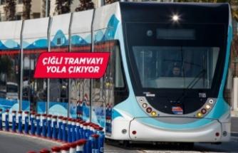 İzmir'in yeni tramvay hattının yapım ihalesi 28 Temmuz