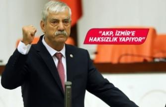 Kani Beko: Saray İzmir'in hakkını vermiyor