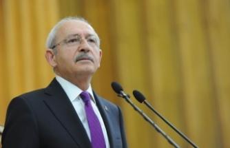 Kılıçdaroğlu, erken seçim için Bahçeli'yi adres gösterdi