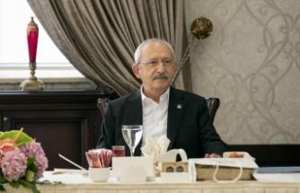 """Kılıçdaroğlu'ndan """"çoklu baro düzenlemesi"""" açıklaması"""
