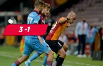 Kritik galibiyet! 3 gol, 3 puan getirdi