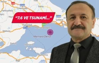 Marmara depremi için korkutan uyarı!