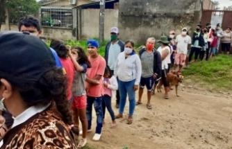Pandemi yüzünden bir milyar insan açlık tehdidi altında