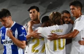 Real Madrid, La Liga'da şampiyonluğa koşuyor