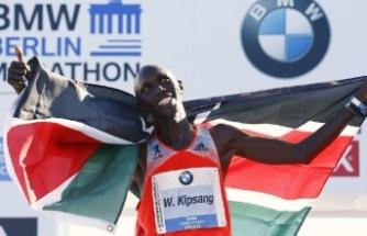 Rekortmen maratoncu Kipsang'a 4 yıl men cezası