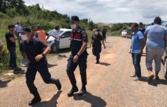 Sakarya'da dağlık alanda patlama: Acı haber geldi