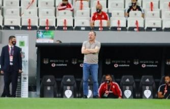 Sergen Yalçın: 'Umarım sezonu kapatmamışlardır!'