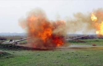 Sınırdaki çatışmada 7 Azeri asker şehit oldu