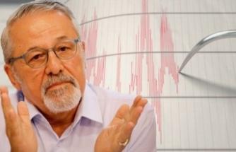 """""""Son periyoda geldik, beklenen depremin büyüklüğü 7.2"""""""