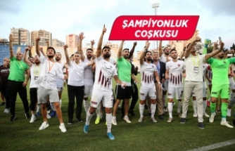 Tarihinde ilk kez Süper Lig'e yükseldi