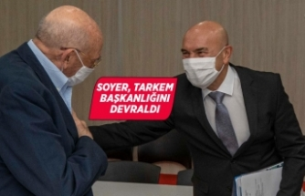 Tunç Soyer, TARKEM Yönetim Kurulu Başkanlığı görevini devraldı