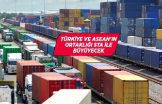 Türkiye ASEAN ülkeleriyle serbest ticarete çok yakın