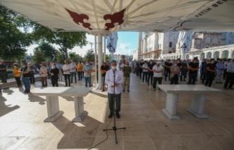 Yazar Asım Gültekin için gıyabi cenaze namazı kılındı