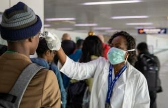 Afrika'da Kovid-19 vaka sayısı 970 bini aştı