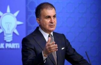 """AK Parti Sözcüsü Çelik: """"Çeşme'de turistlere dönük şiddeti kınıyoruz"""""""
