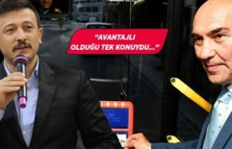 AK Partili Dağ'dan Soyer'e: Tebrik ederiz!