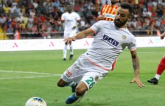 Aytemiz Alanyasporlu futbolcu Siopis'in Kovid-19 testi pozitif çıktı