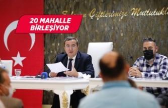 Başkan Batur Konak Belediye Meclisi'nde duyurdu