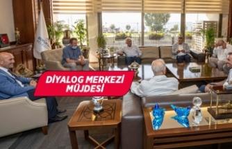 Başkan Soyer, Alevi kanaat önderleri ile buluştu