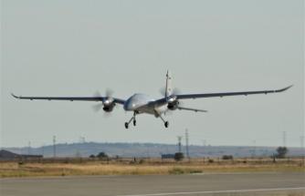 Bayraktar AKINCI TİHA'nın ikinci protopi ilk uçuş testini başarıyla tamamladı