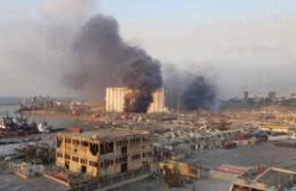 Beyrut'taki patlamada ölü sayısı 73'e yükseldi
