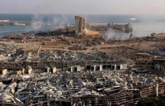 Beyrut'u yıkan kimyasal İstanbul Boğazı'ndan geçmiş
