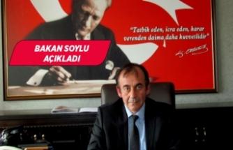 Çeşme Kaymakamı Atatürk fotoğrafı nedeniyle mi görevden alındı?