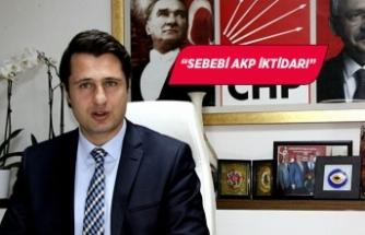 CHP'li Yücel'den su zammı açıklaması