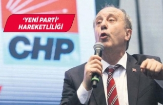 CHP'den Muharrem İnce kararı
