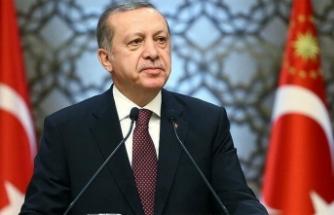 Cumhurbaşkanı Erdoğan Rize Toplu Açılış Töreni'nde konuştu