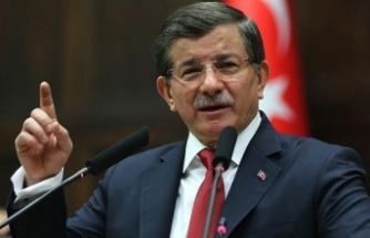 Davutoğlu'ndan AK Parti'ye hodri meydan…