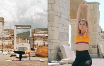 Efes Selçuk'tan kadınlara uyanış çağrısı
